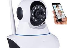 كاميرات مراقبة و انظمة انذار