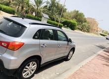 Gasoline Fuel/Power   Mitsubishi ASX 2011