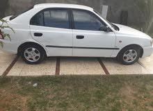 Gasoline Fuel/Power   Hyundai Verna 2002