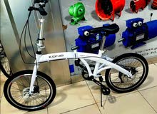 20 inch foldable pocket bycycle