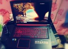 للبيع لابتوب ايسر قيمنج gaming laptop for sale