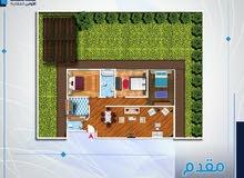 اختر مساحة الشقة والمقدم والقسط وتعاقد الان