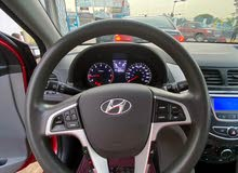 Red Hyundai Accent 2014 for sale