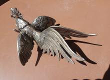 طير من النحاس