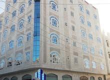 للبيع عمارة استثمارية في قلب صنعاء.. للتواصل 777799934