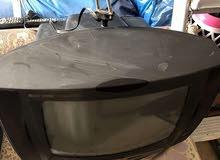 تلفزيون قديم صغير