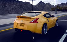 Nissan 370Z 2009 For sale - Yellow color