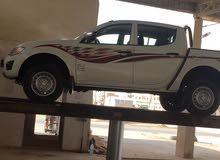 Manual White Mitsubishi 2012 for sale