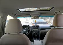 Automatic Volkswagen 2011 for sale - Used - Amman city