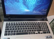 لاب توب توشيبا i7 كرت شاشة GTX جمينج للبيع