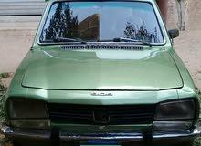 بيجو استيشن 504 - 1977 - بحاله جيدة للبيع