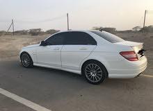Mercedes Benz C 280 2008 For sale - White color
