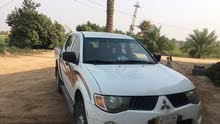 Mitsubishi L200 2007 For sale - White color