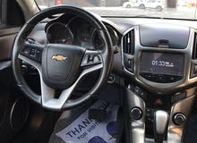 Chevrolet Cruze 2014 For sale - Black color