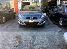 Hyundai Accent 2016 For sale - Grey color