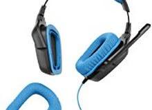سماعات ماركه  اصليه   لوجيتك G430  7.1 سعر 70دولار