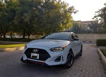 For sale 2019 Grey Veloster