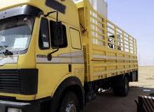 لوري 6 متر نقل عفش وبضائع أثاث