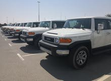2018 New Toyota FJ Cruiser for sale