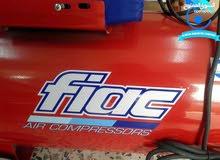 ضواغط الهواء ومنظومات المصانع من FIAC الإيطالية