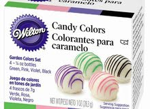 ألوان جل من شركة ويلتون