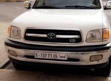 km Toyota Tundra 2001 for sale