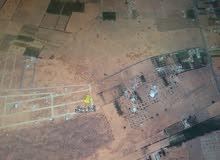للبيع ارض 600م2 بمنطقة المزاريق قصر بن غشير