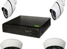 عرض تركيب كاميرات مراقبة للمنزل أو المكتب أو المحل