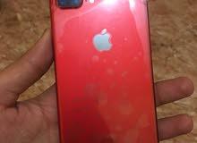 ايفون 7 بلص الللون احمر