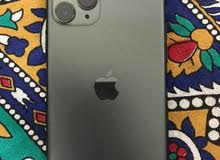 iPhone 11 pro 256 gn midnight green in warranty