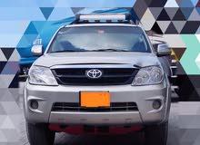 Toyota fortuner 2006 v8