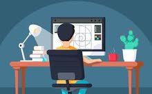 مطلوب مصمم جرافيك لعمل بوستات إعلانيه  تناسب برامج التواصل الإلكتروني وجوجل  وذلك للعمل عن بعد