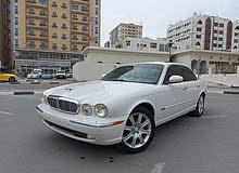 DHS 16000/= XJ8 (خليجي) JAGUAR - XJ8 - 2004 - GCC - FULL