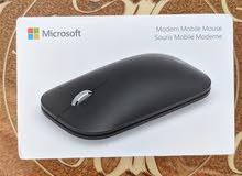 Microsoft - Modern Mobile Wireless BlueTrack Mouse - Black