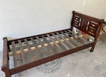used Real wood BED
