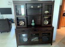 living room buffet cabinet