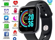 أفضل عروض الساعات الطبية Smart Bracelet + توصيل مجاااني