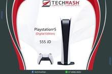 Playstation 5 Digital Edition - بلايستيشن 5 ديجيتال