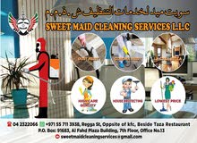 sweet maid cleaning services