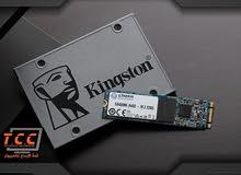 SSD Kingston & M.2 أحجام مختلفة
