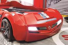 سرير سيارة الفيراري ، متوفر 5 موديلات