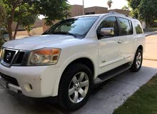 Nissan Armada Well Maintained All Company Serviced