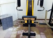 Skyland gym machine