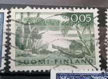 طوابع بريدي قديمه للبيع