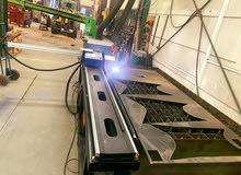 ماكينات البلازما المحمولة CNC لقص الحديد