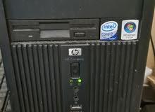Computer Desktop core 2 duo processor 2.66 Ghz