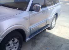 سياره  مستبوشي باجيرو موديل 2007 مستعمل نظيف