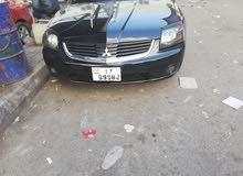 Black Mitsubishi Galant 2008 for sale