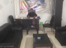 مكتب مفروش مشاركه بالحي الثاني