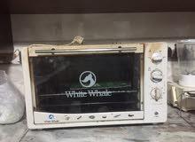 فرن وايت ويل حالته كما فى الصور شغال البيع